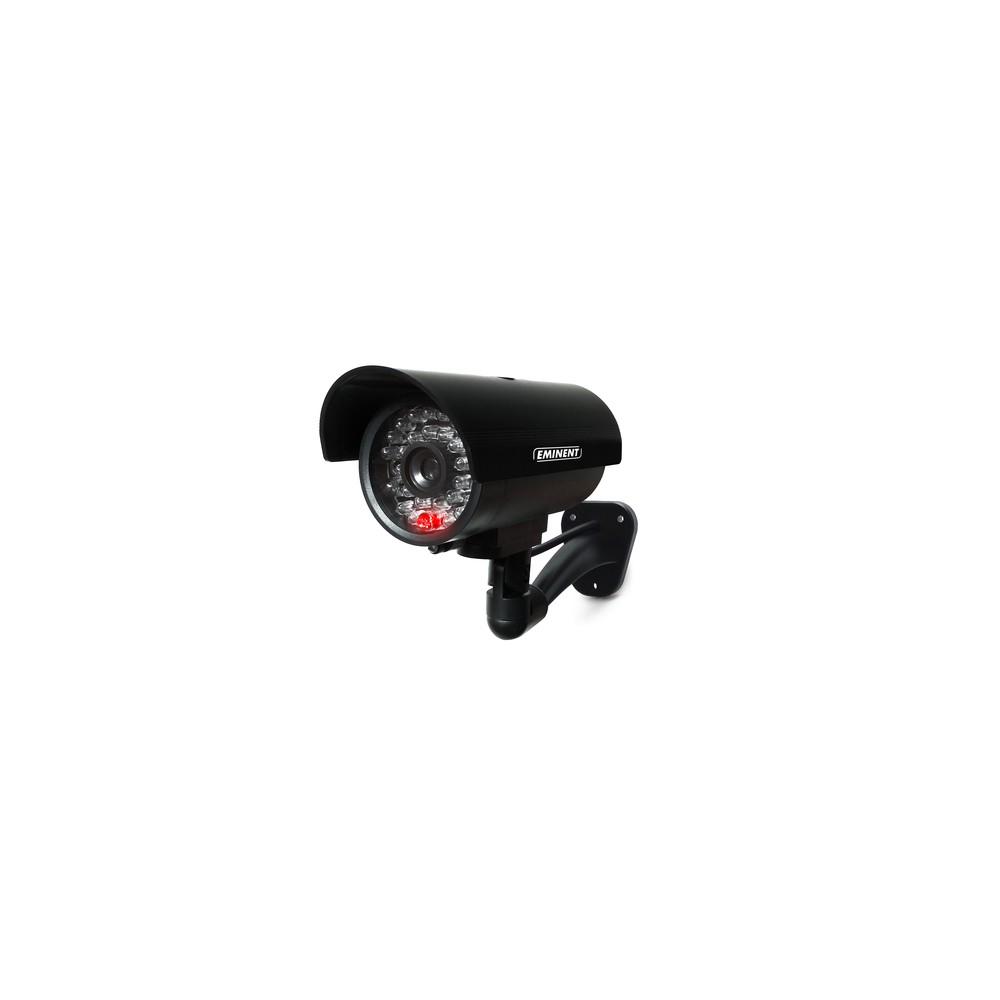 Eminent EM6150 cámara de seguridad ficticia Bala Negro - Imagen 1