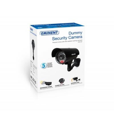Eminent EM6150 cámara de seguridad ficticia Bala Negro - Imagen 3