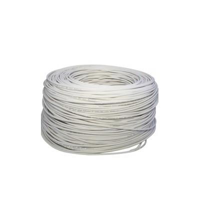 Cable utp cat 5+ especial exterior blanco bobina 250m - Imagen 1