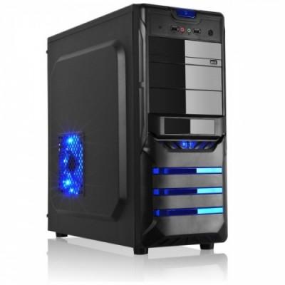 Caja ordenador atx l - link leonis usb 3.0 con fuente de 500w - Imagen 1