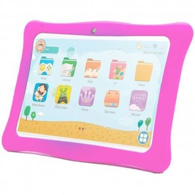 Tablet innjoo kids k101 10pulgadas -  16gb rom -  1gb ram -  4000 mah -  2mpx -  0.3mpx -  quad core -  rosa - Imagen 1