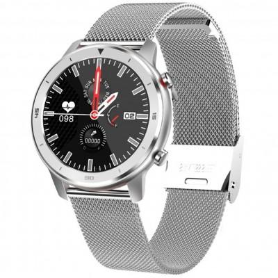 Reloj innjoo smartwatch voom classic -  1.33pulgadas -  health tracker -  bt music controller - Imagen 1