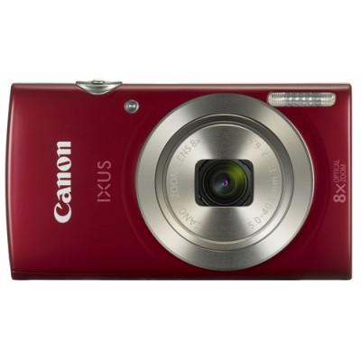 "Canon Digital IXUS 185 Cámara compacta 20 MP CCD 5152 x 3864 Pixeles 1/2.3"" Rojo - Imagen 1"