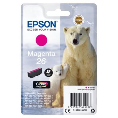 Epson Polar bear Cartucho 26 magenta - Imagen 1