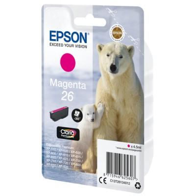Epson Polar bear Cartucho 26 magenta - Imagen 2