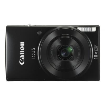 "Canon Digital IXUS 190 Cámara compacta 20 MP CCD 5152 x 3864 Pixeles 1/2.3"" Negro - Imagen 1"