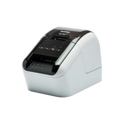 Brother QL-800 impresora de etiquetas Térmica directa Color 300 x 600 DPI Alámbrico DK - Imagen 1