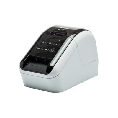 Brother QL-810W impresora de etiquetas Térmica directa Color 300 x 600 DPI DK - Imagen 1