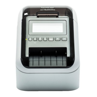Brother QL-820NWB impresora de etiquetas Térmica directa Color 300 x 600 DPI Inalámbrico y alámbrico DK - Imagen 1