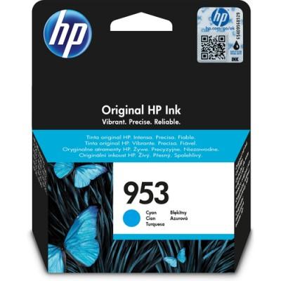 HP 953 cyan original bläckpatron Cian - Imagen 1