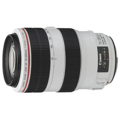 Canon 4426B001 SLR Teleobjetivo Negro, Blanco - Imagen 1