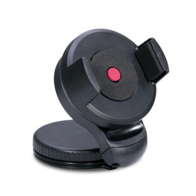 Soporte de coche para movil phoenix plegable con boton de cierre rapido para telefono -  smartphone - pda - gps - psp - iphone