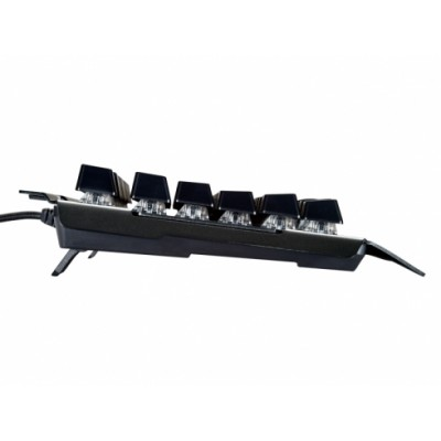 Conceptronic KRONIC teclado USB QWERTY Español Negro - Imagen 3