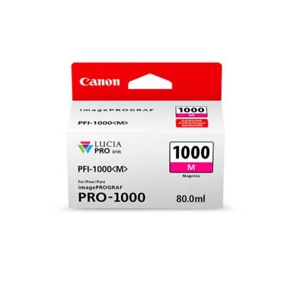 Canon PFI-1000 M Original Magenta - Imagen 1
