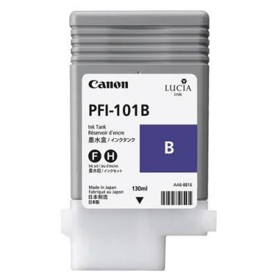 Canon PFI-101B Original Azul 1 pieza(s) - Imagen 1