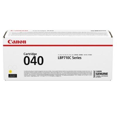 Canon 040 Original Amarillo 1 pieza(s) - Imagen 1