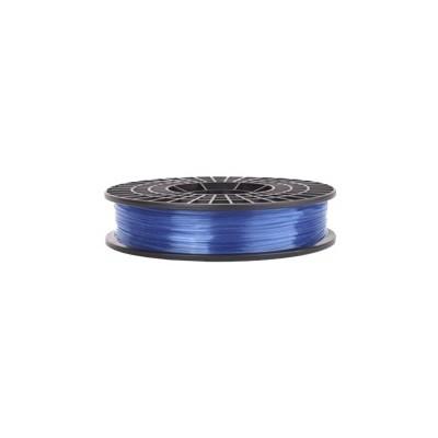 Filamento pla  impresora 3d - gold translucido azul 1.75mm 0.5kg - Imagen 1