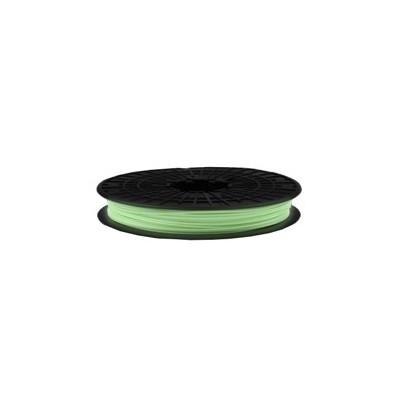 Filamento pla  impresora 3d - gold luminoso verde 1.75mm 0.5kg - Imagen 1