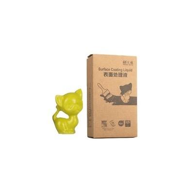 Recubrimiento colido piezas impresoras 3d amarillo 60ml - Imagen 1