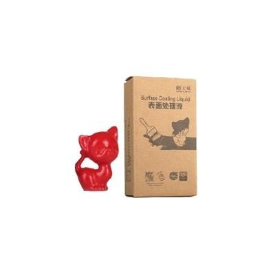 Recubrimiento colido piezas impresoras 3d rojo 60ml - Imagen 1