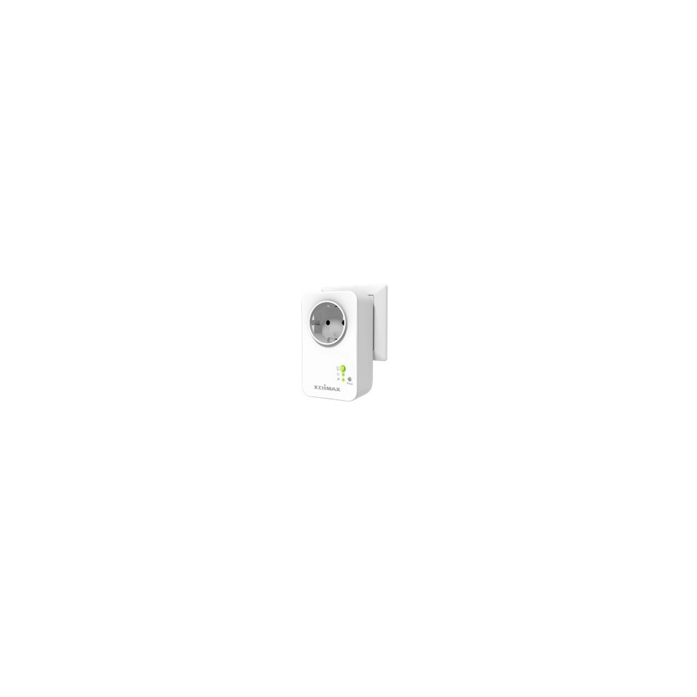 Enchufe inteligente wifi edimax sp - 1101w gestionable encendio - apagado - notificaciones - Imagen 1
