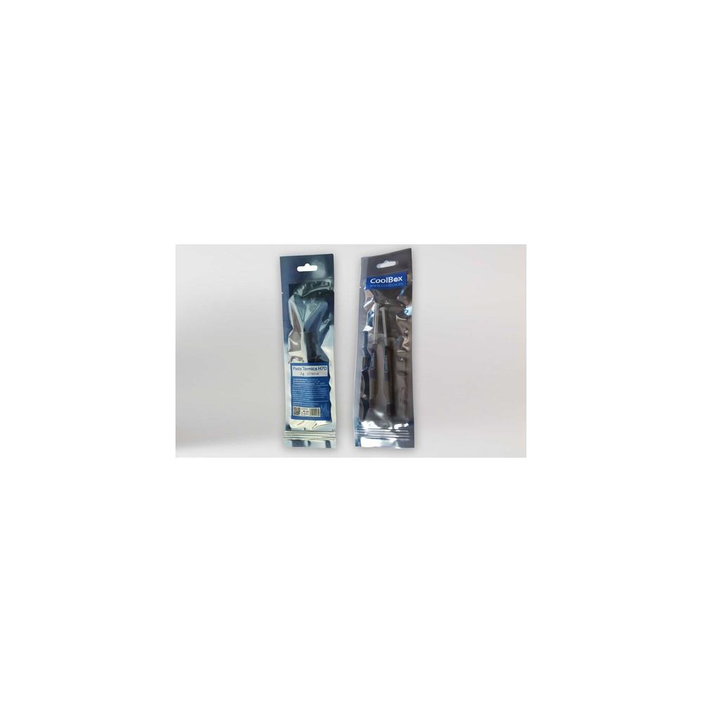 CoolBox H70 compuesto disipador de calor 3,17 W/m·K 2 g - Imagen 1