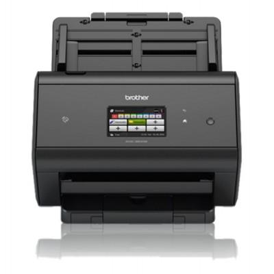 Brother ADS-2800W escaner 600 x 600 DPI Escáner con alimentador automático de documentos (ADF) Negro A3 - Imagen 1