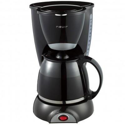 Cafetera electrica nevir nvr - 1132 cm 12 tazas -  800w - Imagen 1