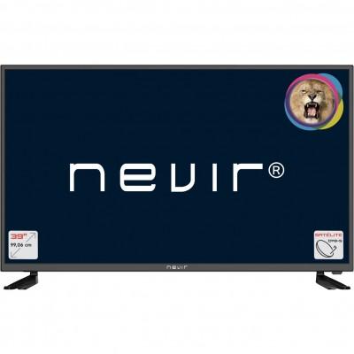 Tv nevir 39pulgadas led hd ready -  nvr - 7707 - 39rd2s - n -  tdt hd -  hdmi -  usb - r - Imagen 1