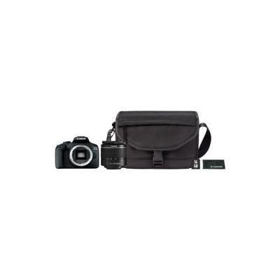 Camara digital reflex canon eos 2000d dc+ 18 - 55 + bolsa+ sd 16gb - Imagen 1