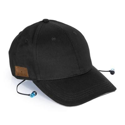 Gorra deportiva con auriculares incorporados phoenix phcapbtb - estereo - conexion bluetooth - manos libres - algodon - transpir