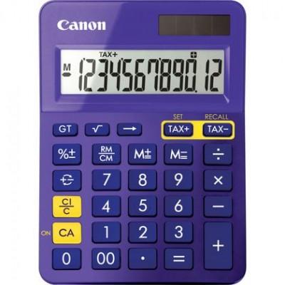 Canon LS-123K calculadora Escritorio Pantalla de calculadora Púrpura - Imagen 1