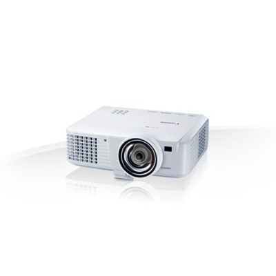 Canon LV WX310ST videoproyector 3100 lúmenes ANSI DLP WXGA (1280x800) Proyector para escritorio Blanco - Imagen 1