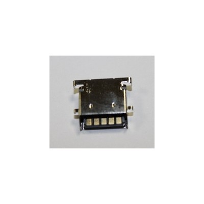 Repuesto  conector microusb tablet phoenix phswitch7 - Imagen 1