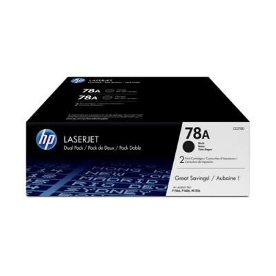 HP 78A Original Negro Multipack 2 pieza(s) - Imagen 1
