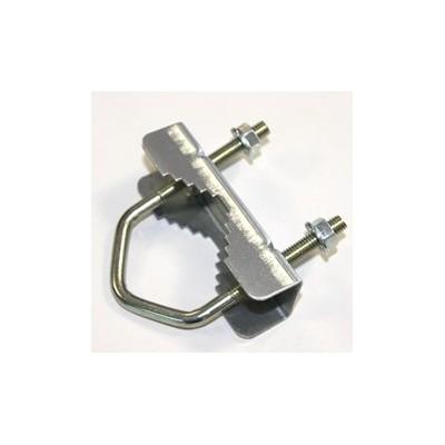 Abrazadera pequeña m8 60x100 para soporte antenta 61083 - Imagen 1