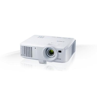 Canon LV WX320 videoproyector 3200 lúmenes ANSI DLP WXGA (1280x800) Proyector para escritorio Blanco - Imagen 1
