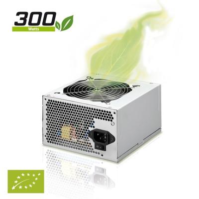 Fuente de alimentacion phoenix 300w atx p4 ready  ventilador 12cm certificacion europea - Imagen 1