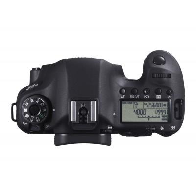 Canon EOS 6D Cuerpo de la cámara SLR 20,2 MP CMOS 5472 x 3648 Pixeles Negro - Imagen 3