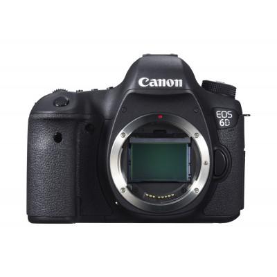 Canon EOS 6D Cuerpo de la cámara SLR 20,2 MP CMOS 5472 x 3648 Pixeles Negro - Imagen 4