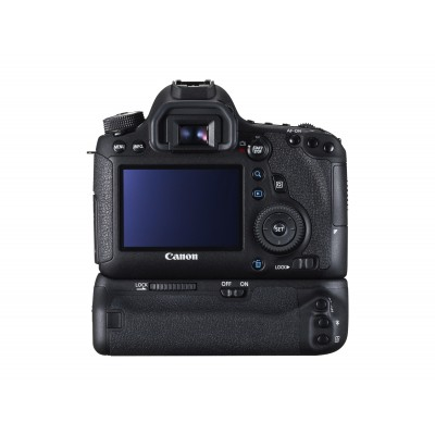 Canon EOS 6D Cuerpo de la cámara SLR 20,2 MP CMOS 5472 x 3648 Pixeles Negro - Imagen 7