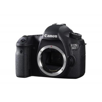 Canon EOS 6D Cuerpo de la cámara SLR 20,2 MP CMOS 5472 x 3648 Pixeles Negro - Imagen 8
