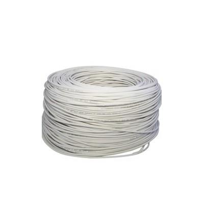 Cable utp cat 5+ especial exterior blanco bobina 500m - Imagen 1