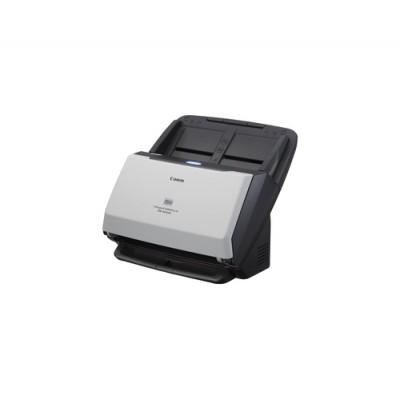 Canon imageFORMULA DR-M160II 600 x 600 DPI Escáner con alimentador automático de documentos (ADF) Negro, Gris A4 - Imagen 1