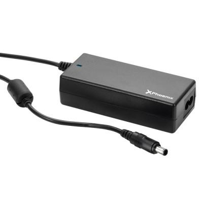 Adaptador de corriente - transformador - cargador - fuente de alimentacion externa  phoenix phad - 90w - 19v  90w conector 19v