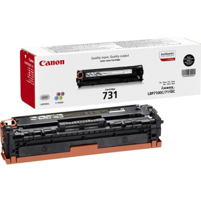 Canon 731 Original Negro 1 pieza(s) - Imagen 1