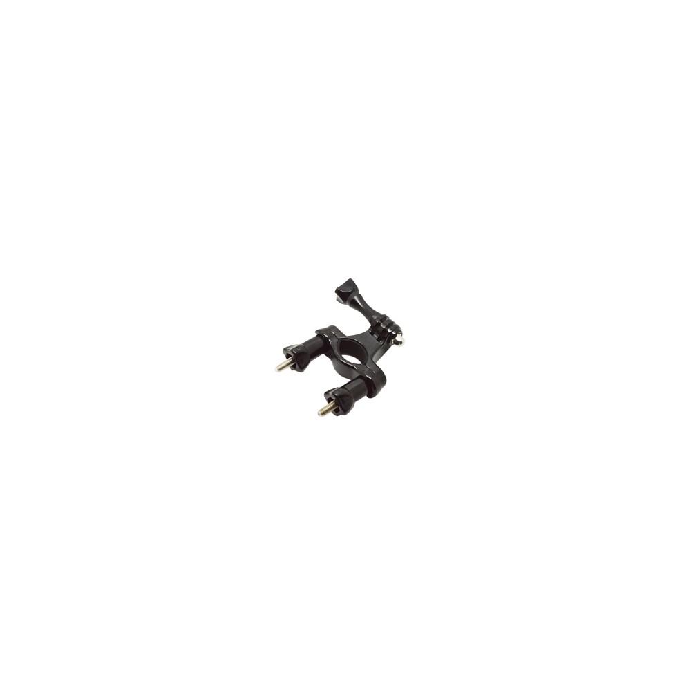 Accesorio soporte para barra - sillin - manillar bicicleta - moto phoenix para camara sport & gopro 4 - 3+ - 3 - 2 - 1 de color