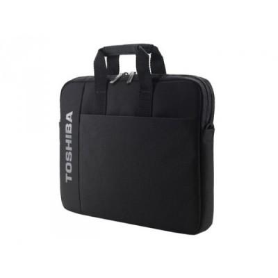 "Dynabook B116 maletines para portátil 40,6 cm (16"") Maletín Negro - Imagen 1"