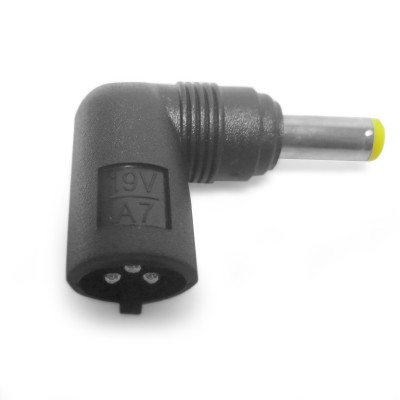 Conector - tip  para cargador universal phoenix din 3 patillas phcharger40+ 19v dc 5.5*1.7  mm apto para portatil acer - aspire