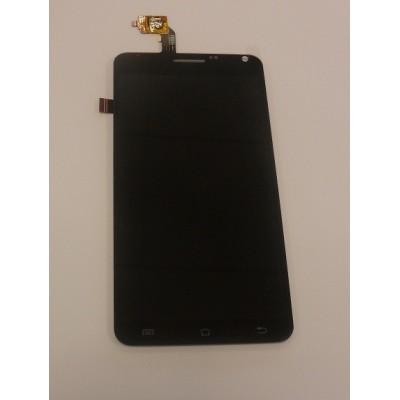 Repuesto pantalla lcd + cristal tactil smartphone phoenix phrockxlb negro - Imagen 1